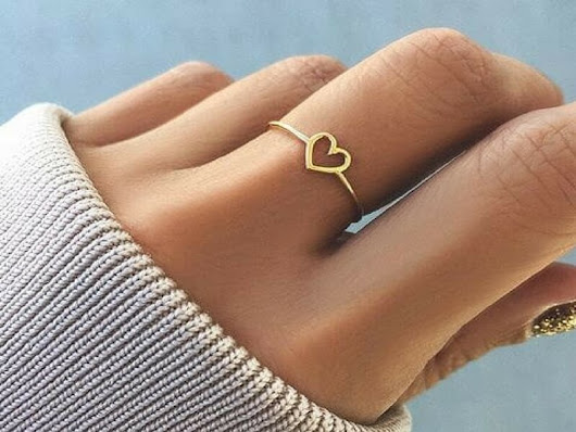 20 Best Gold Ring Designs For Female For Wedding & Engagement