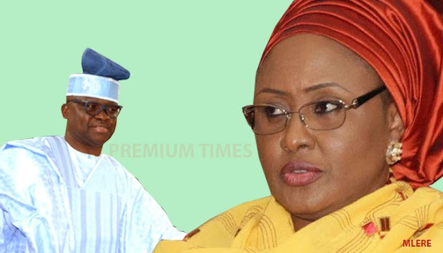 FACT-CHECK: In attacking Aisha Buhari, Fayose mixes up 'scandals'