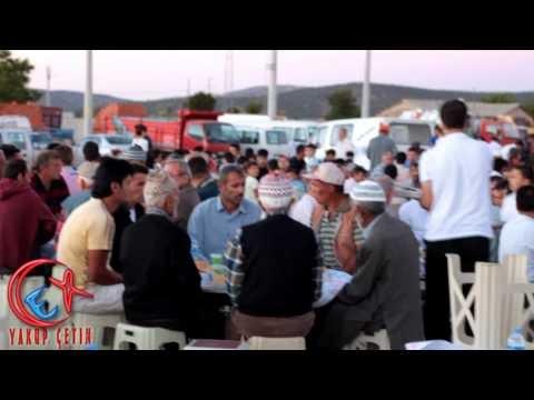 Sarıoğlan Belediyesi İftar Yemeği 05.08.2013