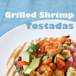 Recipe: Grilled Shrimp Tostadas with Mashed Black Beans and Avocado Salsa Fresca | Panini Happy®