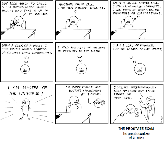 Abstruse Goose | Master of the Universe