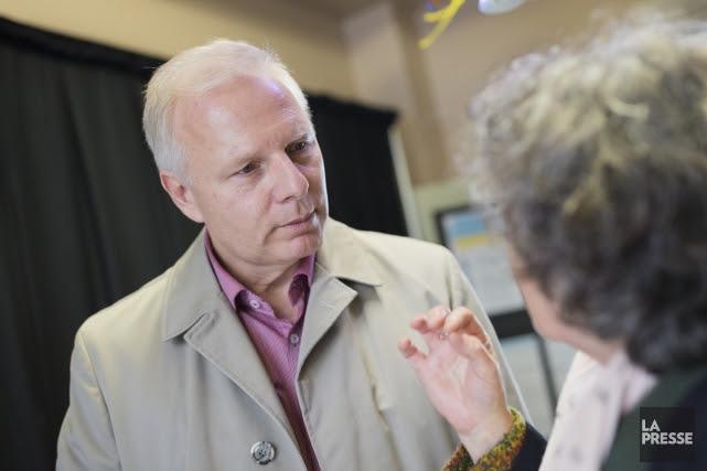 Le chef du Parti québécois, Jean-François Lisée,ira à... (PHOTO EDOUARD PLANTE-FRECHETTE, ARCHIVES LA PRESSE)