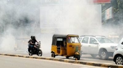 Pollution levels high in Hyderabad, finds Greenpeace India