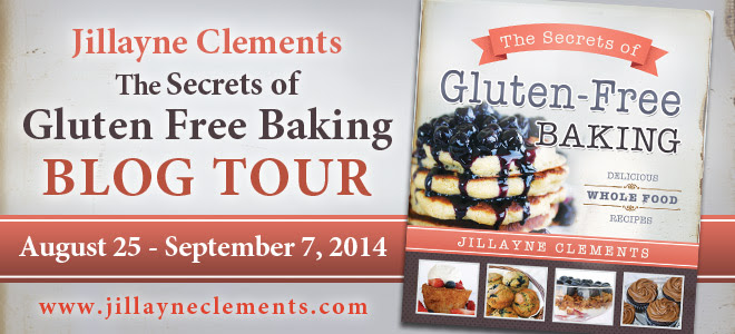 Jillayne-Clement--Secrets-of-Gluten-Free-Baking-blog-tour-banner