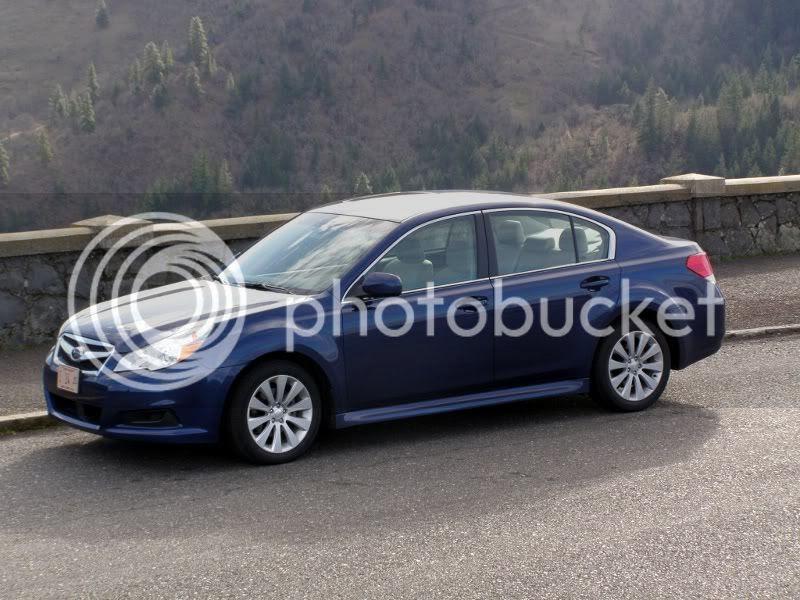 2010 Subaru Legacy 2.5i Limited - Subcompact Culture
