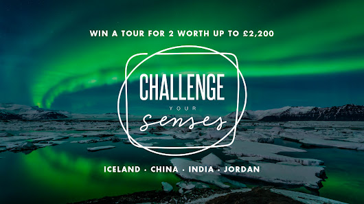 Challenge your senses with TourRadar
