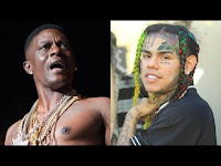 Boosie goes Off on 6ix9ine after Kooda B gets arrested 'WE HATE RATS. U WILL BE M*RDERED IN A MONTH'