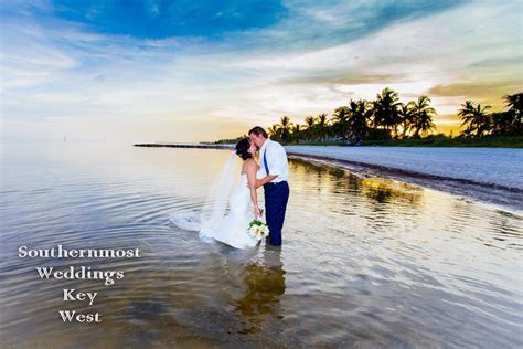 Just the Two of Us Key West Destination Beach Wedding Prices