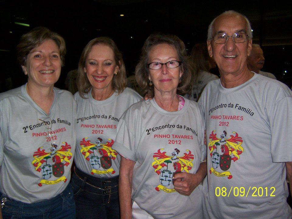 Vz Confecciona Camisetas Personalizadas Para 2º Encontro Da Família