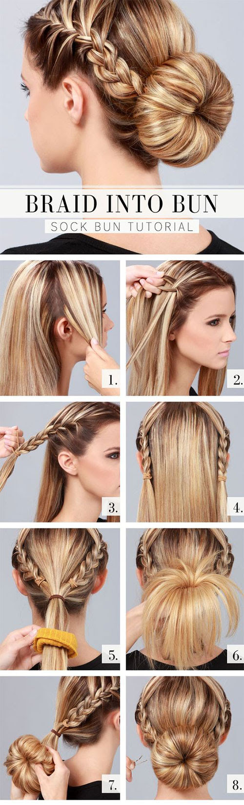 Top Inspiration 10+ Easy Hairstyle Tutorial Step By Step