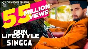 Gun Lifestyle Lyrics - Singga ~ LyricGroove