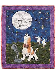 Moonlight Serenade Quilt Pattern