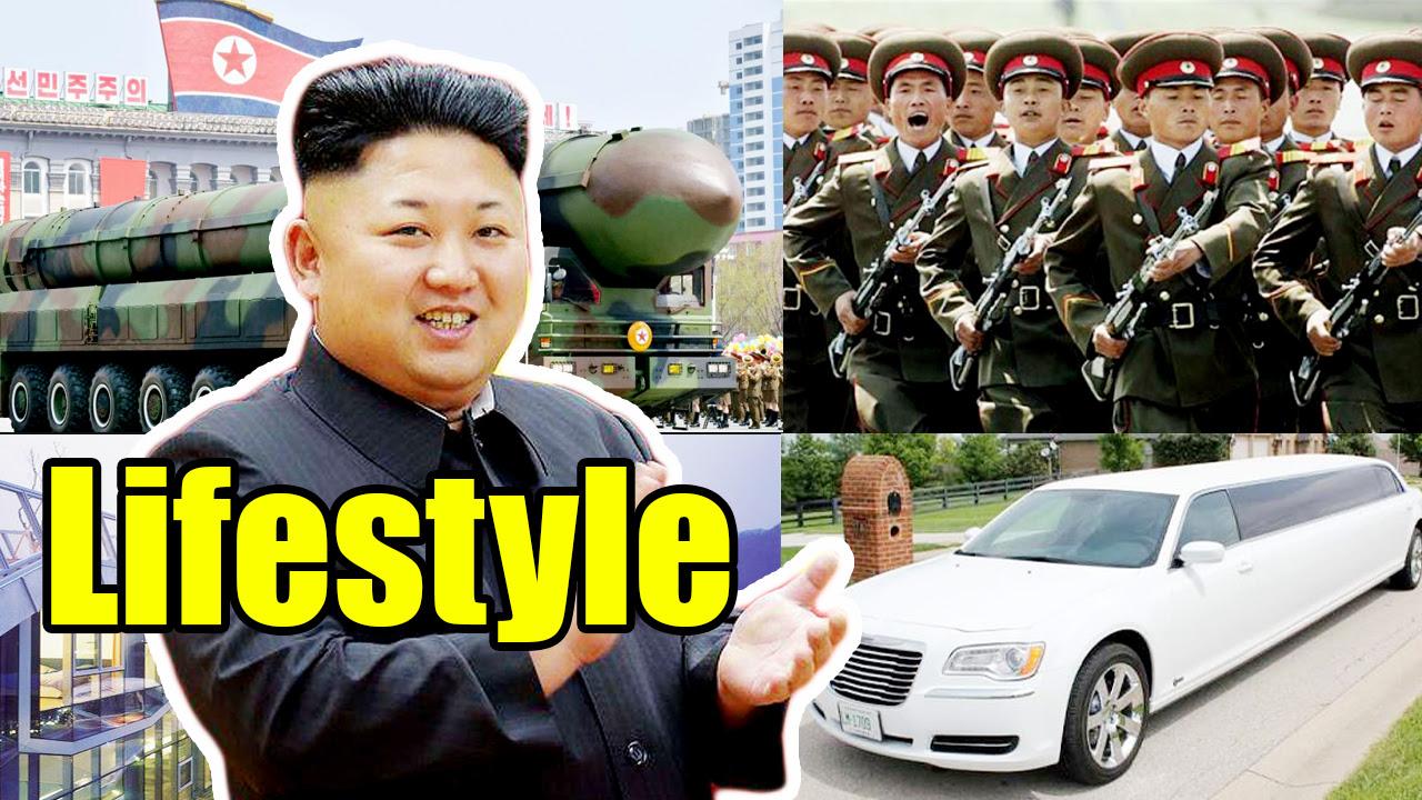 Kim Jong-un Age, Height, Weight, Net Worth, Cars, Nickname ...