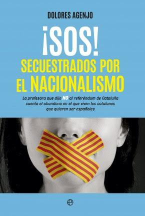 Portada de ¡SOS! Secuestrados por el nacionalismo