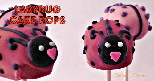 Ladybug Cake Pops (3)
