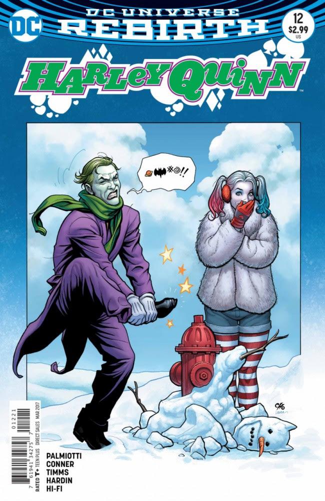 Download Harley Quinn #12