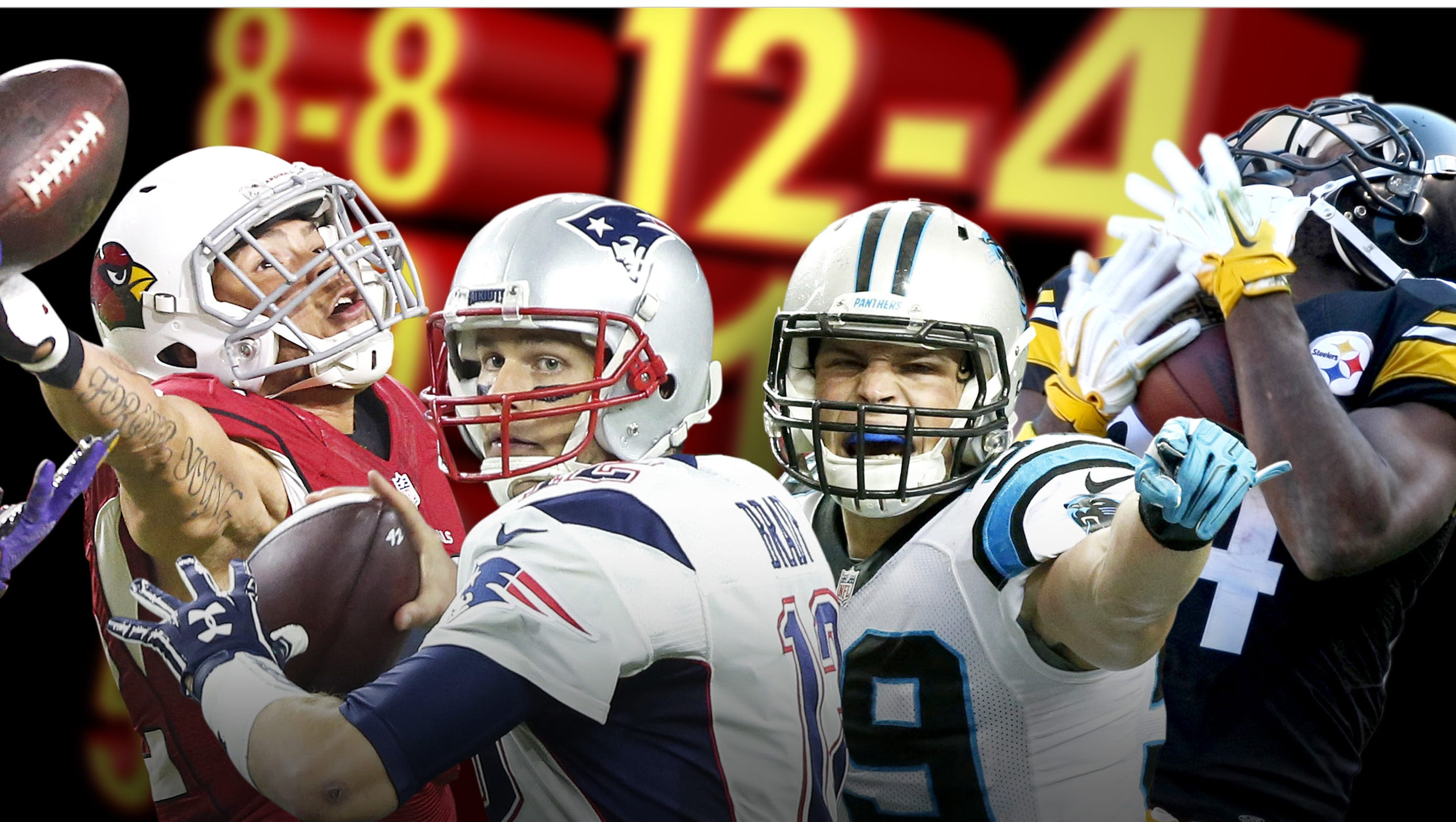Who reaches Super Bowl LI? 2016 NFL record projections for all 32 teams