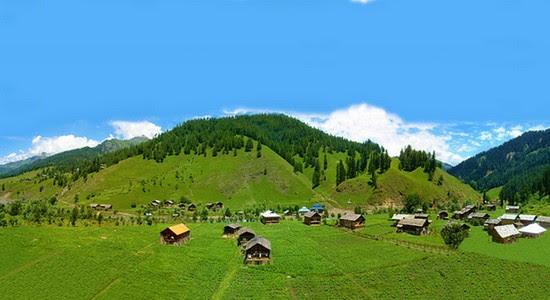 Arang Kel, Neelum Valley - Kashmir, Pakistan