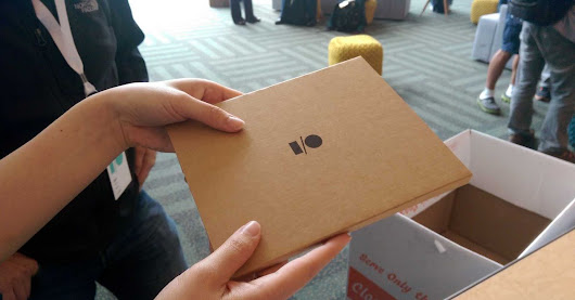 Google Cardboard Was the Ultimate WTF Moment of Google I/O