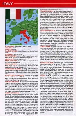 Marvel Atlas: Italy