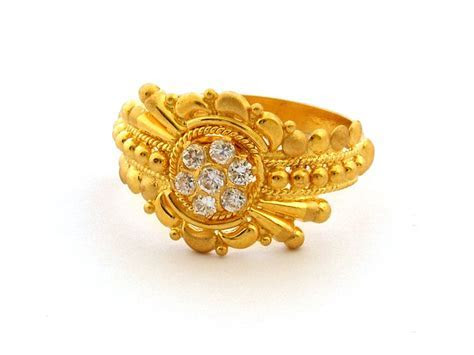 Latest Indian Gold Rings Designs 2014   Indian Bridal