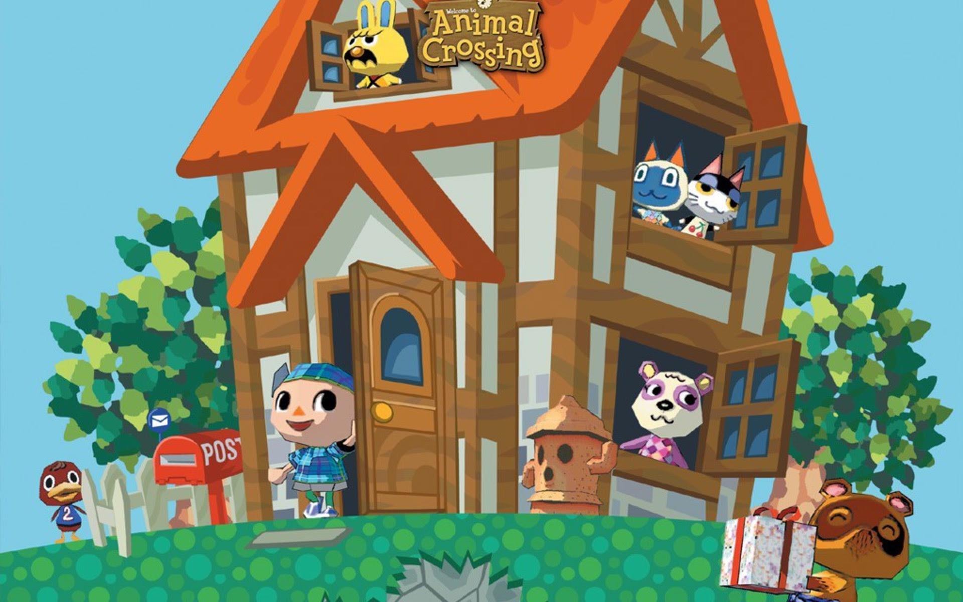 Animal Crossing New Leaf Animal Crossing New Leaf Wallpaper