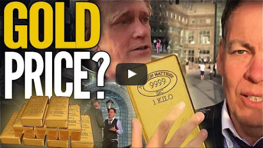 Mike Maloney Talks About The Mysterious Reason For The Current Gold Price
