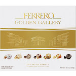 Ferrero Golden Gallery Premium Fine Assorted confections, 42 CT, NA