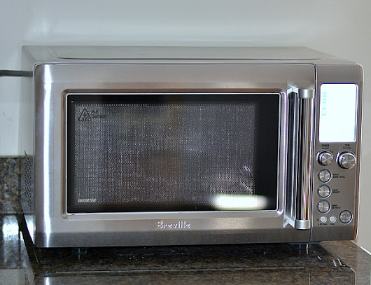 The Breville Quick Touch Crisp Lets You Microwave, Grill and More with One Handy Appliance-Giveaway
