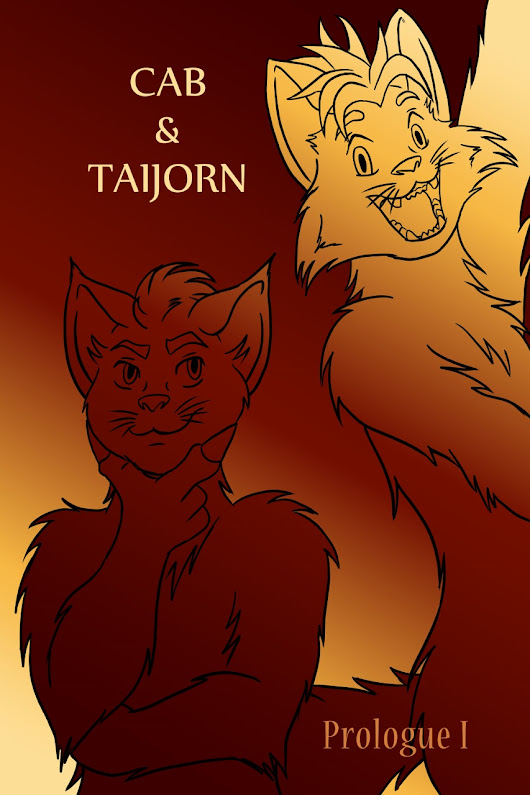 Cab and Taijorn Prologue Cover