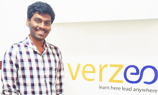 EdTech Startup Verzeo Founder Shares His Journey and Plans Post Series A Funding