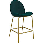 CosmoLiving by Cosmopolitan Astor Upholstered Counter Stool