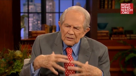 Pat Robertson: Multiple Sclerosis Is 'Demonic' And Can Be Healed Once Rebuked | Right Wing Watch