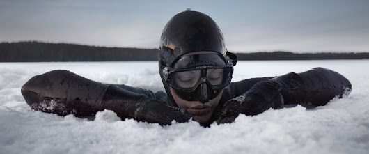 Arctic Free Diving Helped Save Her Leg. Now She Has a World Record.