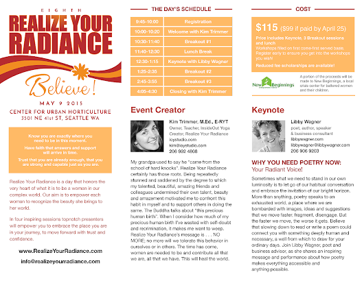Realize Your Radiance | The Cup Half Full
