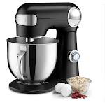 Cuisinart Precision Master 5.5-Quart Stand Mixer, Black