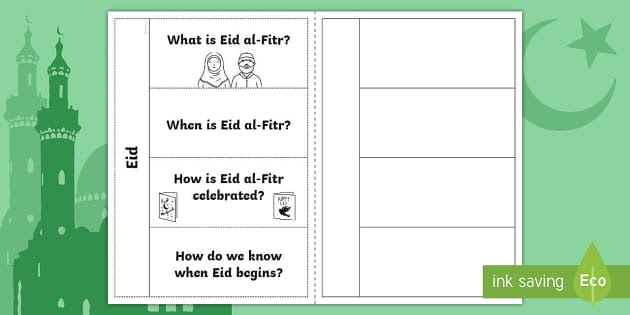 eid al fitr ks1  nelpon a
