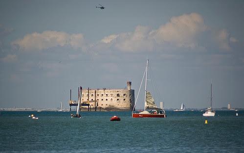 Fort Boyard  Charente-Maritime France