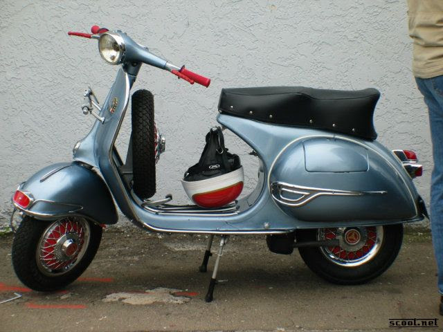 Modern Vespa Which Vintage Vespa Is The Most Lust Worthy