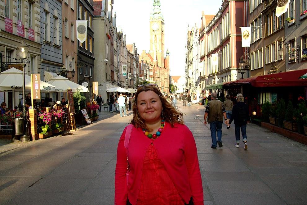 Große Größen Plus Size Fashion Blog Gdańsk