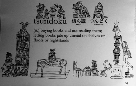 """Tsundoku,"" the Japanese Word for the New Books That Pile Up on Our Shelves, Should Enter the English Language"