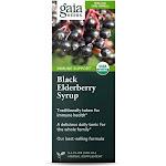 Black Elderberry Syrup 5.4 OZ By Gaia Herbs