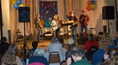 Wild Hog in the Woods: folk music since 1978 in Madison WI