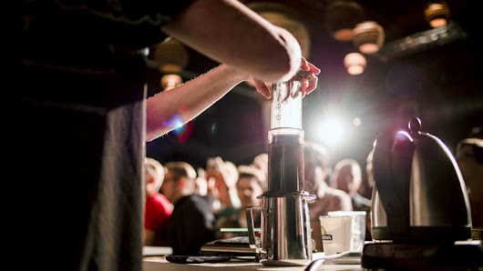 How AeroPress Fans Are Hacking Their Way To A Better Cup Of Coffee