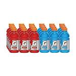 Gatorade Thirst Quencher Sports Drink Variety Pack - 24 pack, 12 fl oz bottles