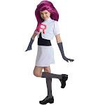 Pokemon Jessie Team Rocket Dress Costume Child Medium