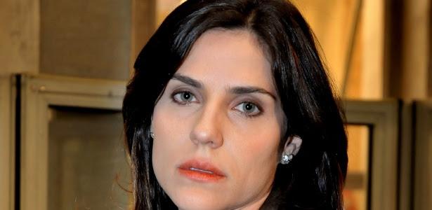 """A atriz Rafaela Mandelli da série """"Fora de Controle"""" da Record"""