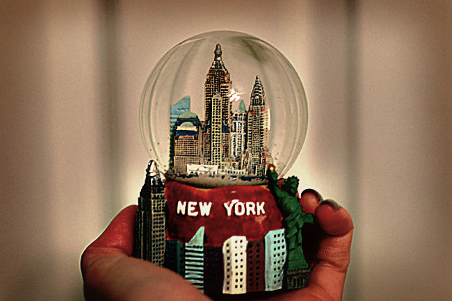 New York Snow Globe