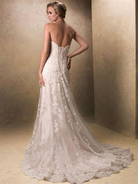 Maggie Sottero Emma Size 10 Wedding Dress ? OnceWed.com