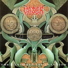 Vader - The Ultimate Incantation (Earache Records, 1992)